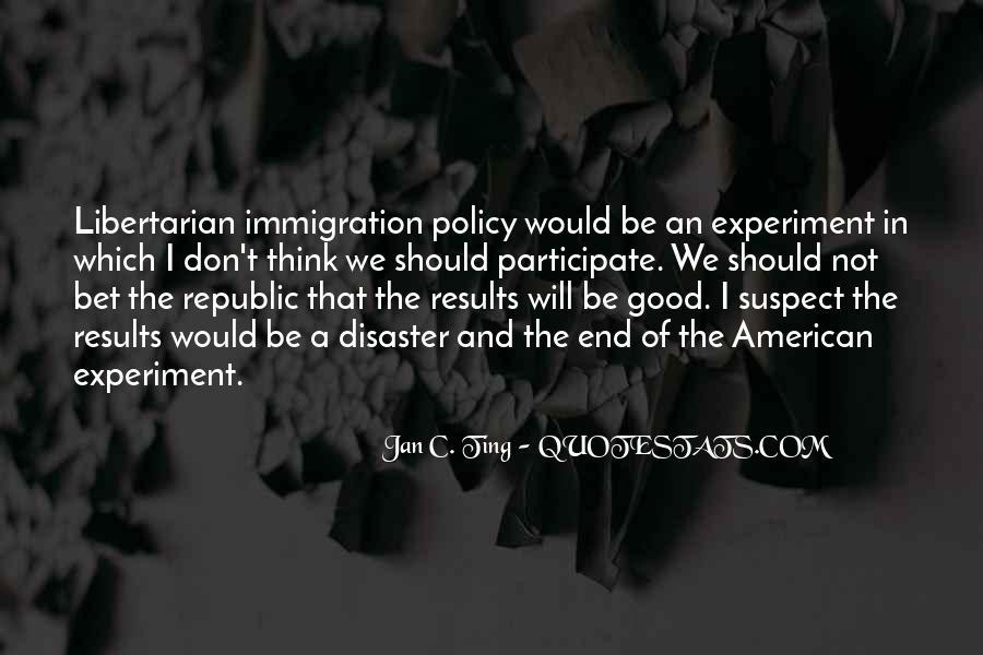 Jan C. Ting Quotes #1545870