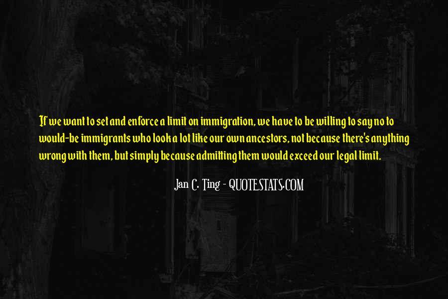 Jan C. Ting Quotes #166909