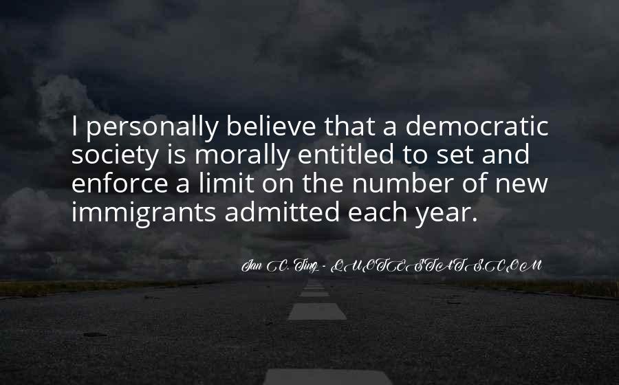 Jan C. Ting Quotes #1847326