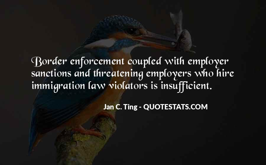 Jan C. Ting Quotes #373586