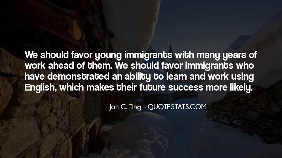 Jan C. Ting Quotes #727680
