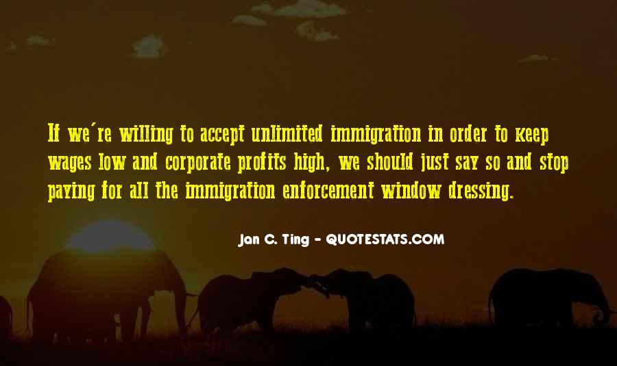 Jan C. Ting Quotes #781117