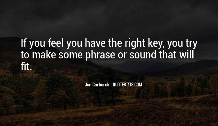 Jan Garbarek Quotes #677792