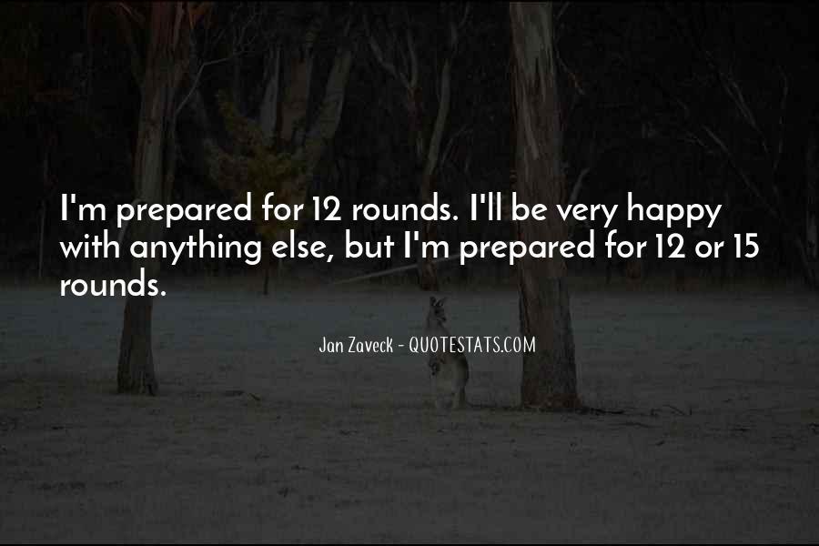 Jan Zaveck Quotes #6090