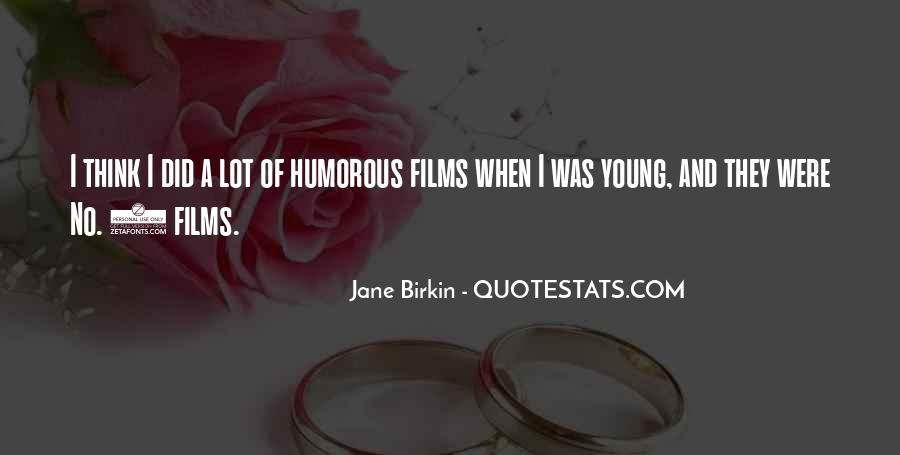 Jane Birkin Quotes #1243848