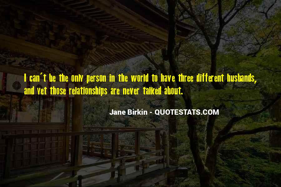 Jane Birkin Quotes #1347677