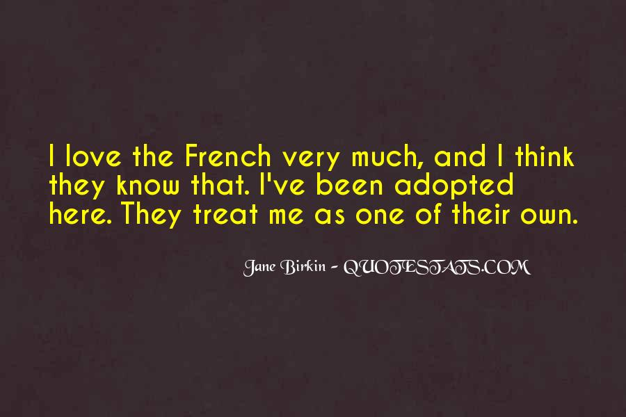 Jane Birkin Quotes #1832137