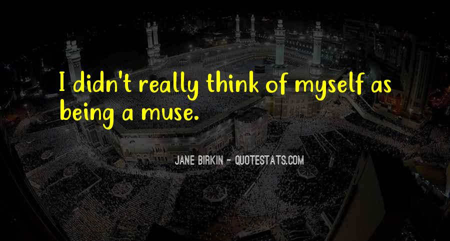 Jane Birkin Quotes #194139
