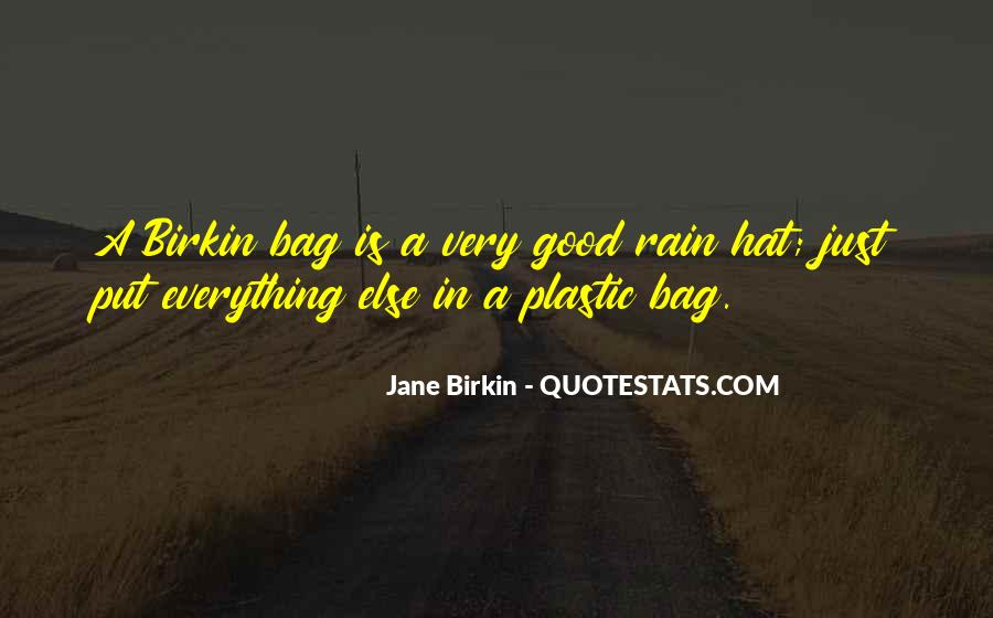 Jane Birkin Quotes #359385