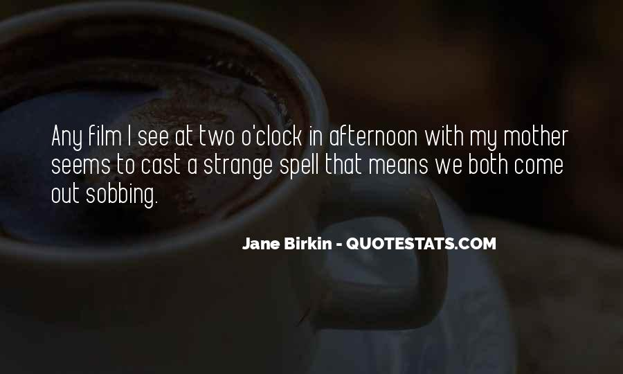 Jane Birkin Quotes #6480