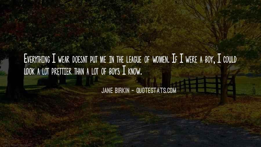 Jane Birkin Quotes #779670