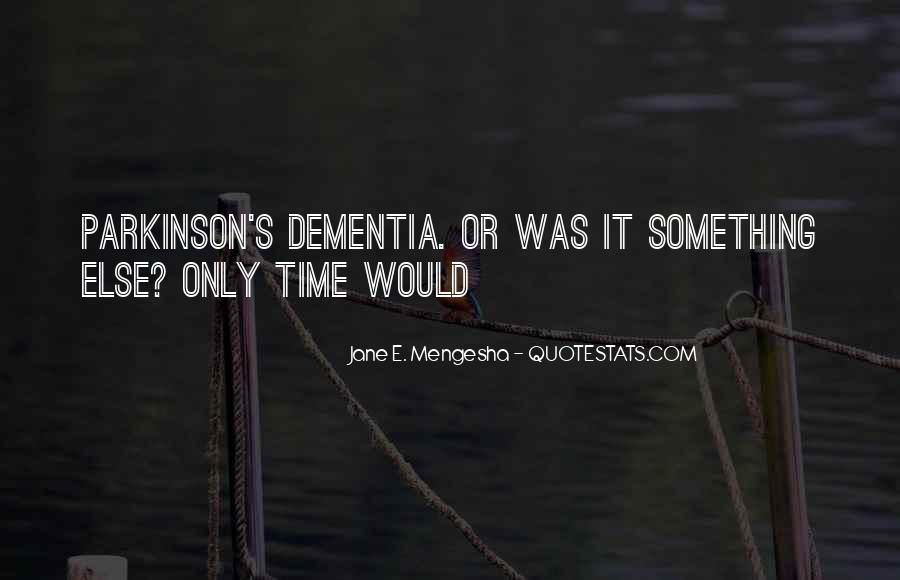 Jane E. Mengesha Quotes #701814
