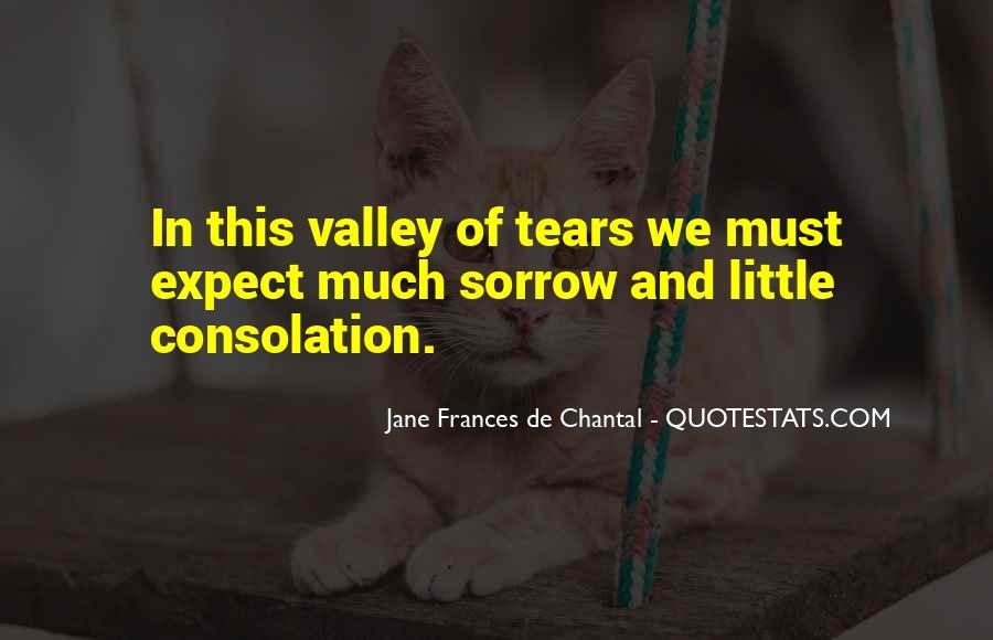 Jane Frances De Chantal Quotes #196324