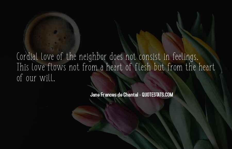Jane Frances De Chantal Quotes #519831