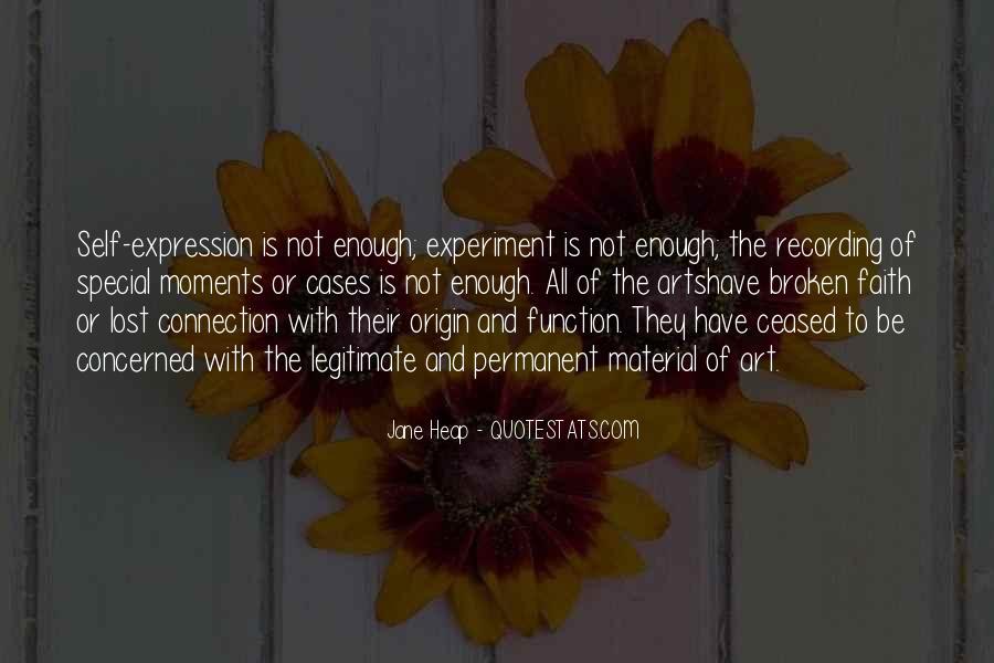 Jane Heap Quotes #1024364