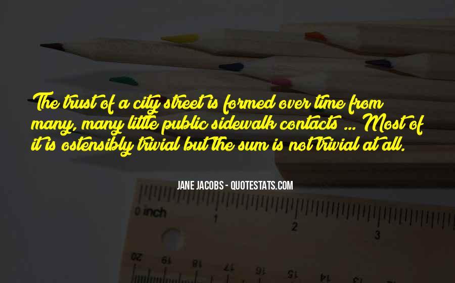 Jane Jacobs Quotes #1059449
