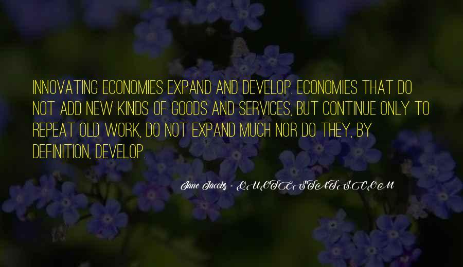 Jane Jacobs Quotes #1160267