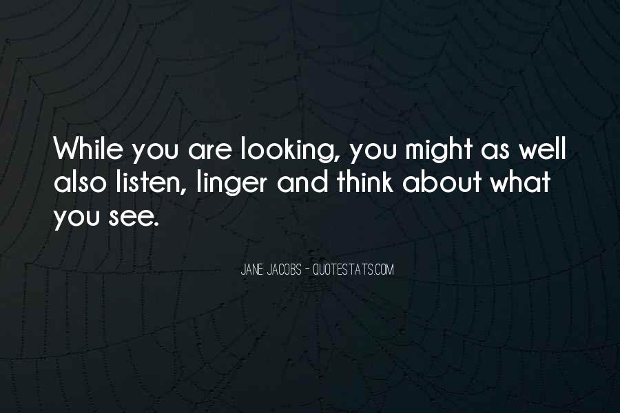 Jane Jacobs Quotes #128840