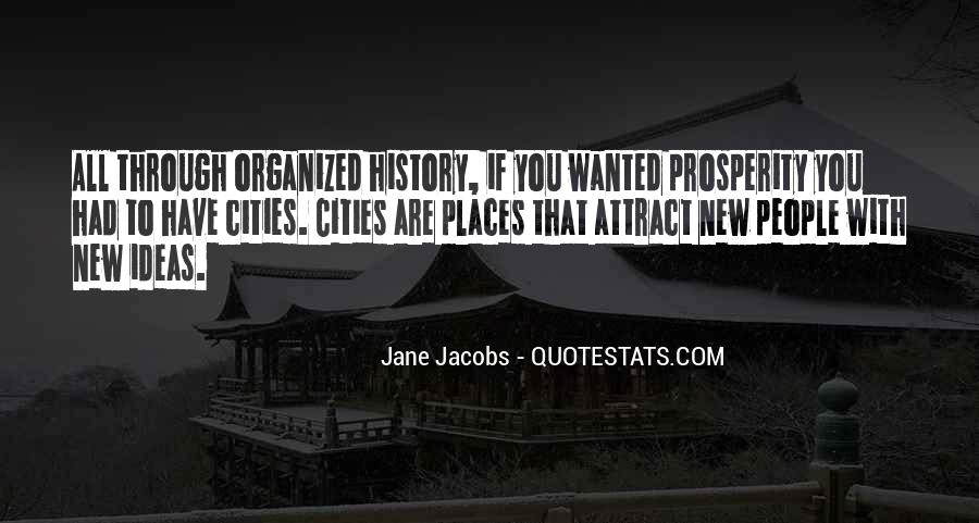 Jane Jacobs Quotes #1525016