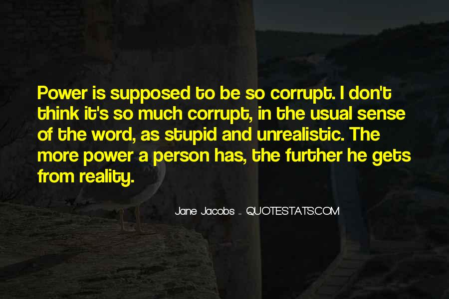 Jane Jacobs Quotes #1647487