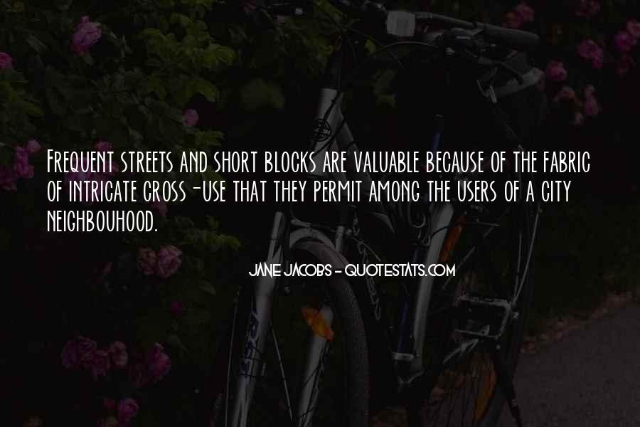 Jane Jacobs Quotes #1708844