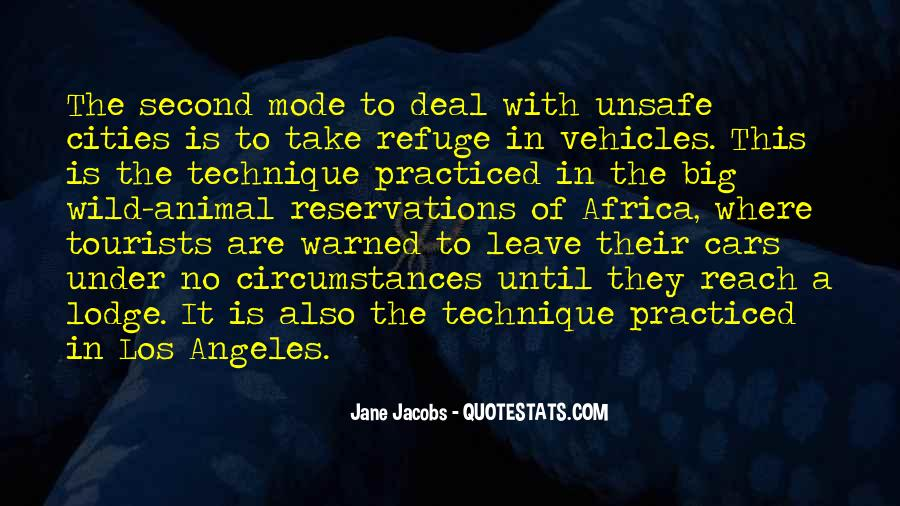 Jane Jacobs Quotes #1853605