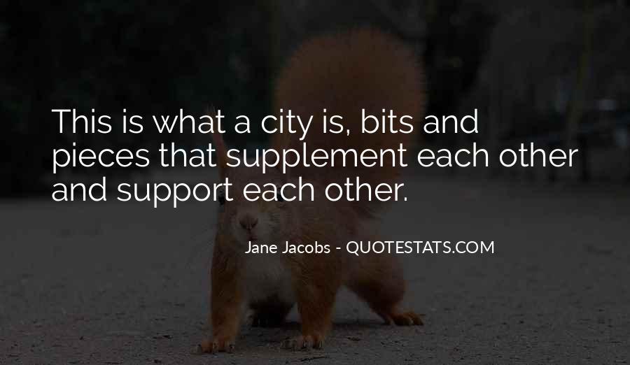 Jane Jacobs Quotes #272896