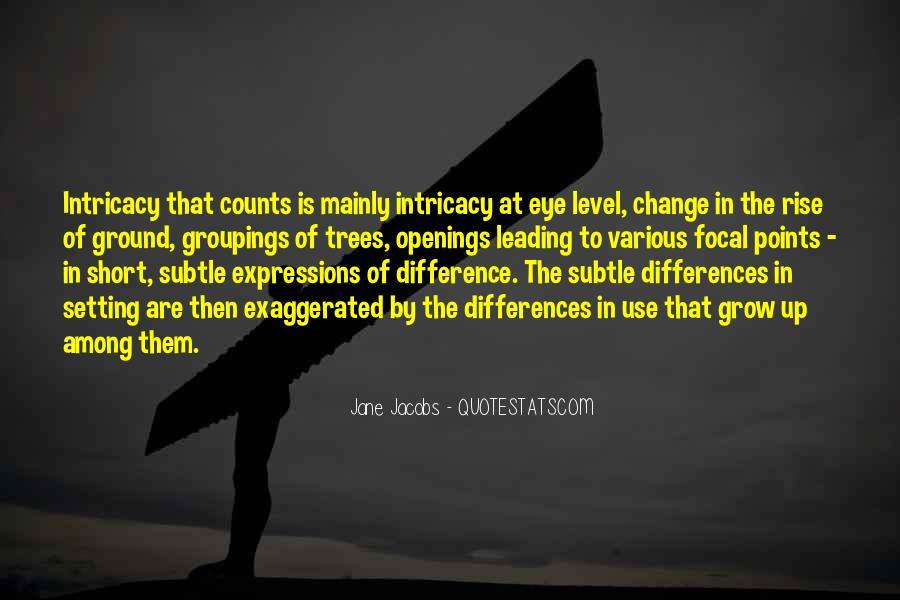 Jane Jacobs Quotes #382817