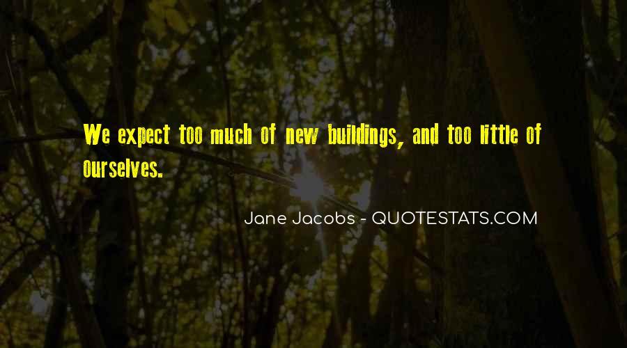 Jane Jacobs Quotes #648471