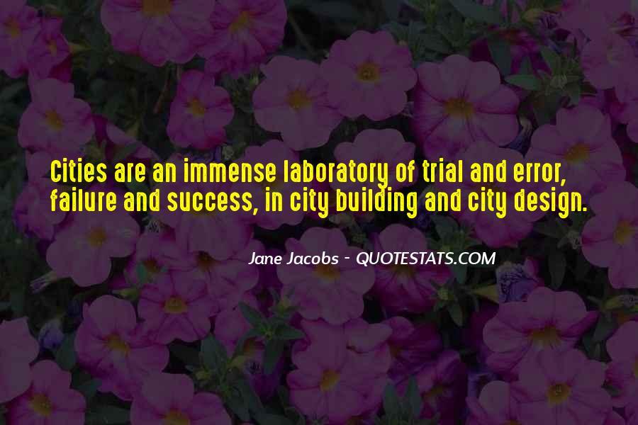 Jane Jacobs Quotes #682977
