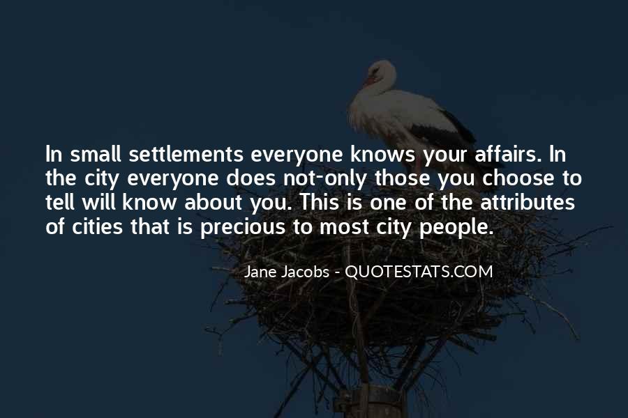 Jane Jacobs Quotes #750236