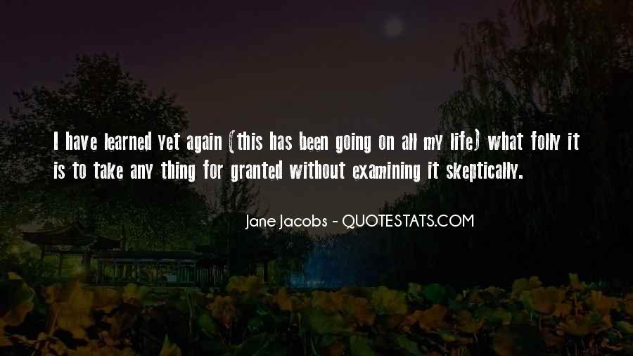 Jane Jacobs Quotes #875508