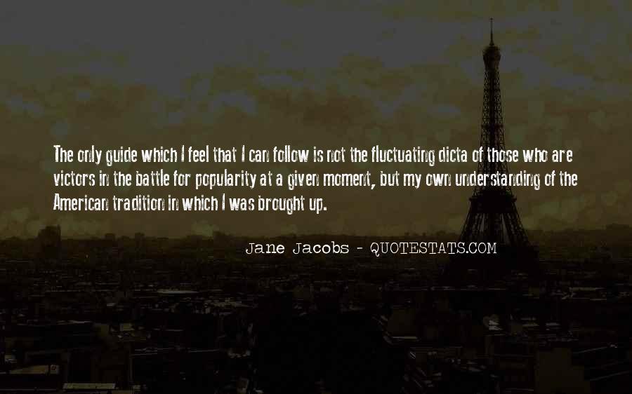 Jane Jacobs Quotes #987992