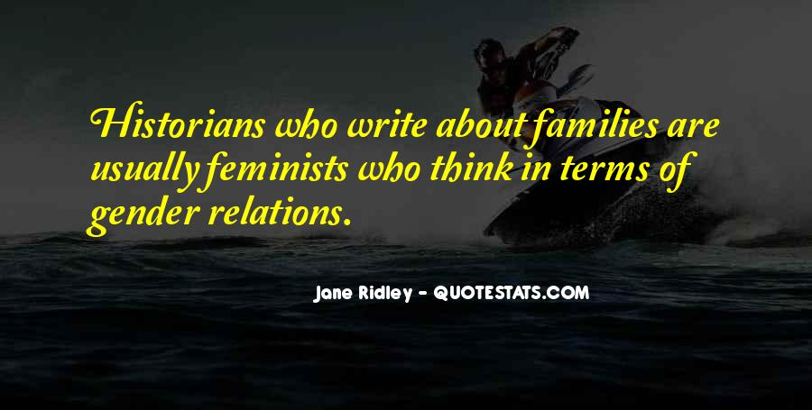 Jane Ridley Quotes #676587