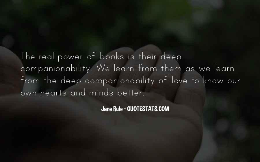 Jane Rule Quotes #192238