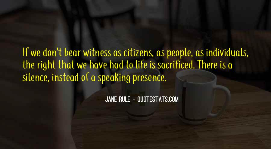 Jane Rule Quotes #21887