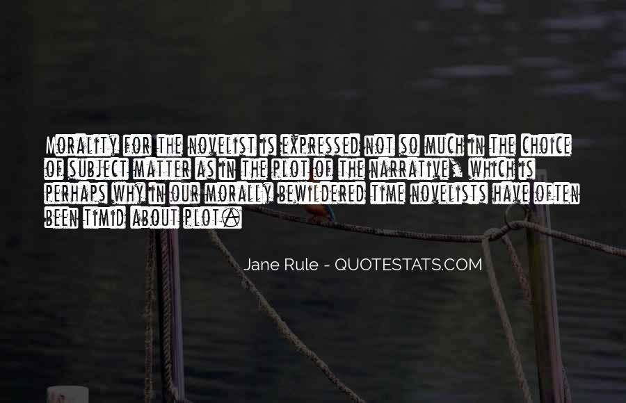 Jane Rule Quotes #373030