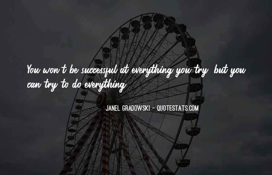 Janel Gradowski Quotes #947138