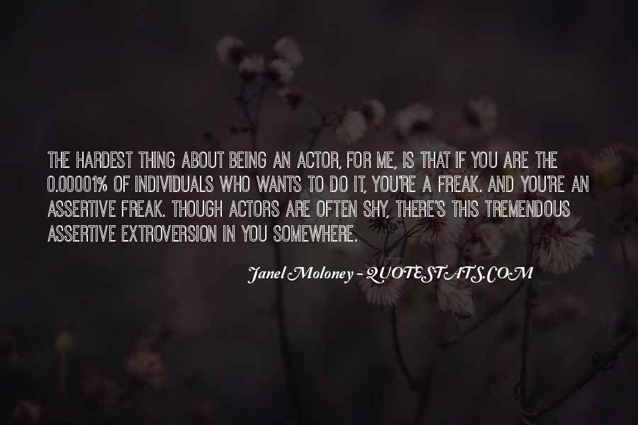Janel Moloney Quotes #1401789
