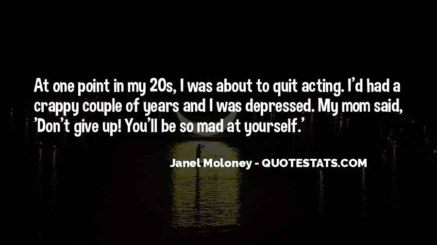 Janel Moloney Quotes #580701