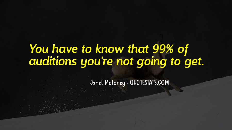 Janel Moloney Quotes #948492