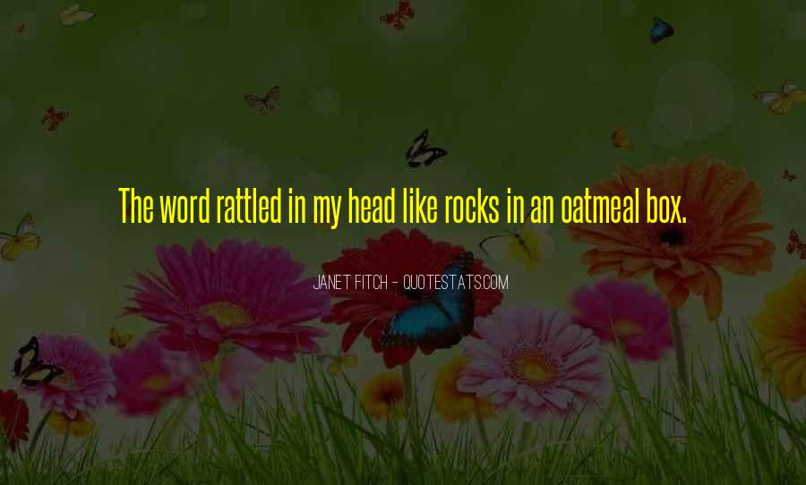 Janet Fitch Quotes #1010887