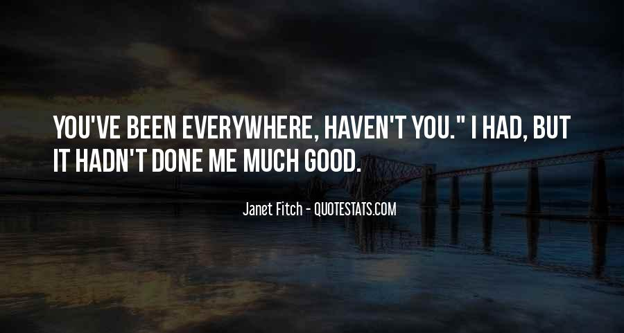 Janet Fitch Quotes #1196940