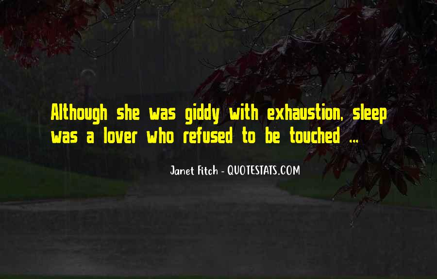 Janet Fitch Quotes #1355065