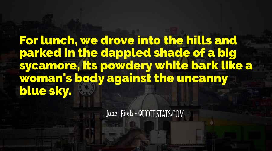 Janet Fitch Quotes #1451859