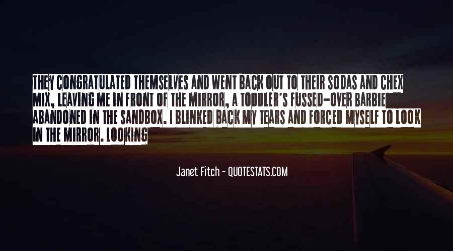 Janet Fitch Quotes #1540414