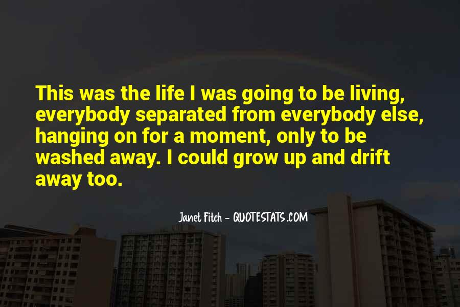 Janet Fitch Quotes #15927