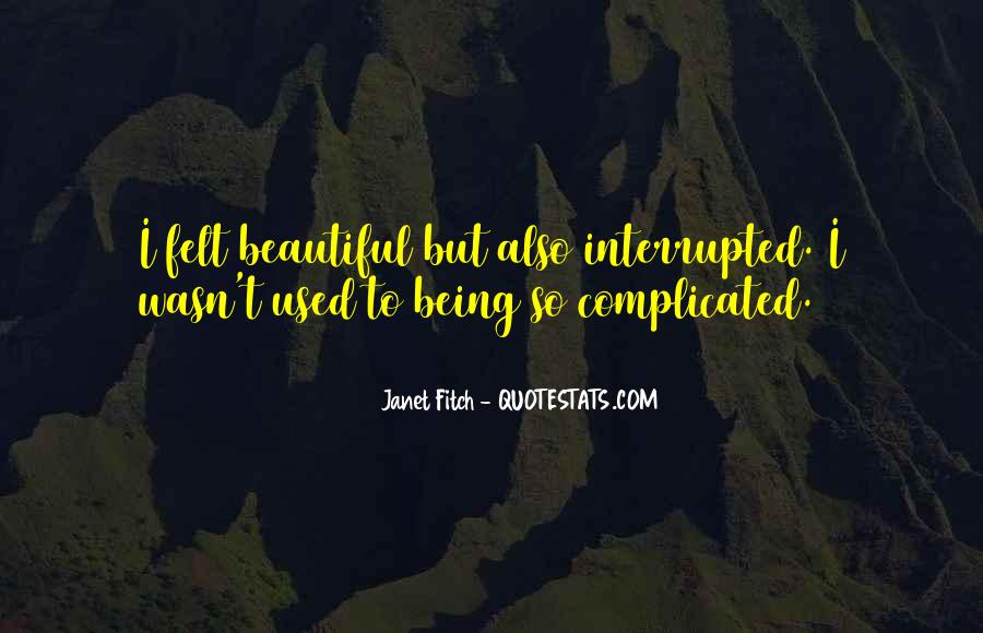 Janet Fitch Quotes #1593345