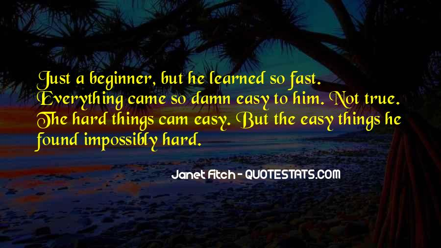 Janet Fitch Quotes #1600763