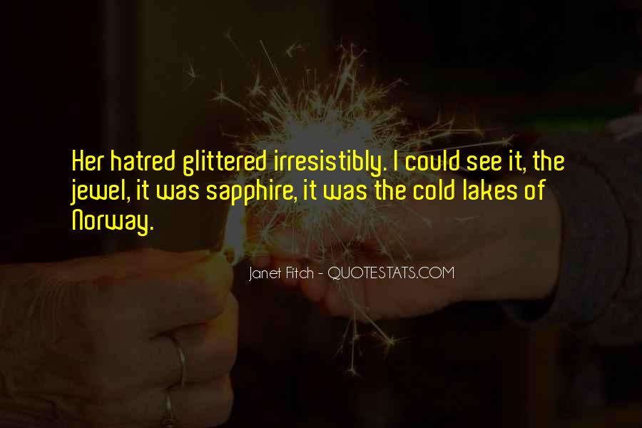 Janet Fitch Quotes #1658267